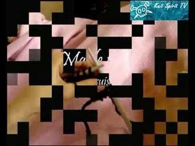 [Tricot] Maille torse