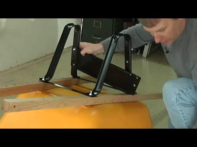 Ames True Temper Wheelbarrow Assembly - Dual Wheel
