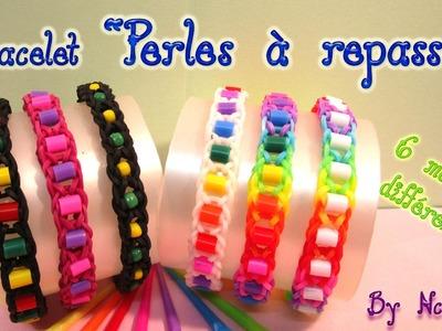 Bracelet Perles élastiques Rainbow Loom ! 6 modèles !