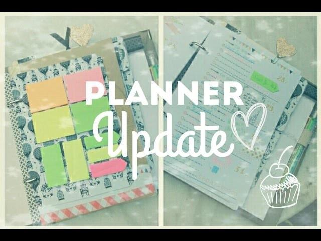 DIY N°2 ~ Planner Update