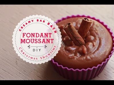 ✮ DIY ✮ Cadeau de Noel #6 ✮ Fondant moussant au chocolat ✮  | Caly Beauty