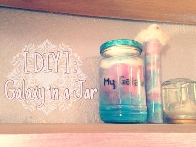 [ DIY ] : Galaxy in a Jar