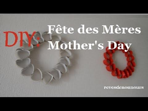 ✄ DIY: pour la Fête des Mères ☆ for Mother's Day ☆ [Alice]