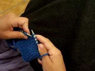 Apprendre à tricoter : rattraper une erreur en tricot, défaire un tricot