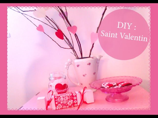 diy saint valentin. Black Bedroom Furniture Sets. Home Design Ideas