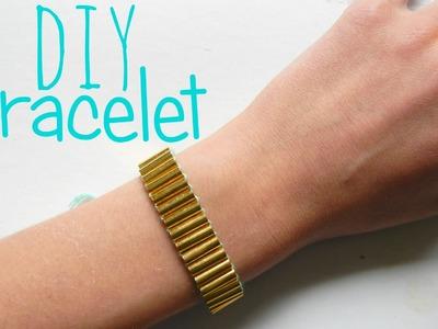 ✄ DIY : bracelet estival !