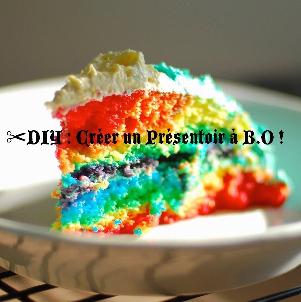 DIY : Créer un présentoir à B.O !!!