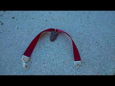 DIY n°2: tuto pour créer un bracelet avec une breloque