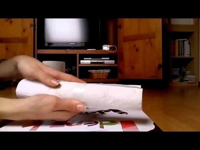 DIY rangement pour crayons