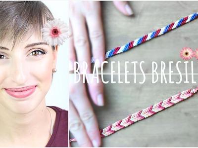 [ D.I.Y #5 ] : Bracelets Brésiliens pour l'Été !  ☼