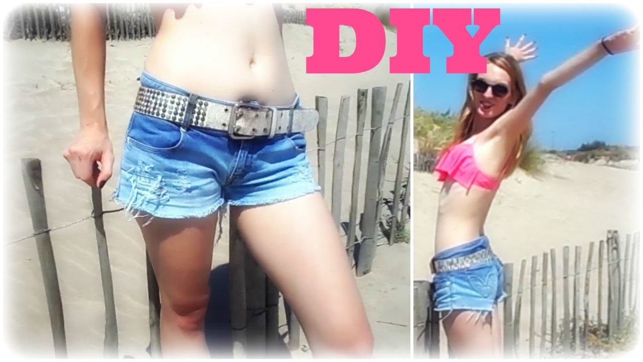 {DIY n°7} : Recycler vos anciens jeans !!