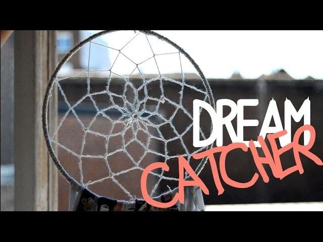 DIY #3   DREAM CATCHER. ATTRAPE RÊVE