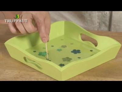 DIY bijoux et objets à créer avec de la résine décorative - Jardinerie Truffaut TV