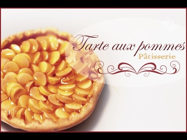 Tuto: Tarte aux pommes.  Tutorial: Apple Pie