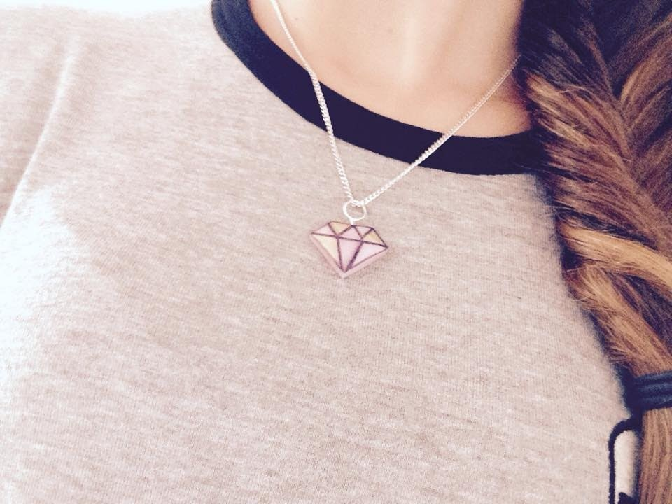 ♥ DIY : Colliers En Fimo Inspiration Tumblr ♥
