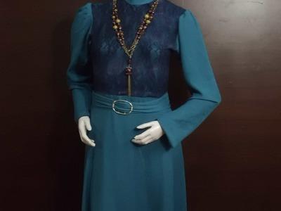 DIY الحلقة 276 الجزء الثالث  من فستان تركي  Partie III de la robe turque