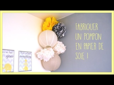 [diy] Fabriquer un pompon - Zaïna -
