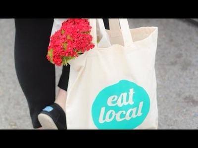 Comment customiser un sac en tissu - DIY Arts créatifs - Guidecentral