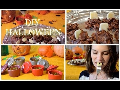 DIY Halloween : Snacks Simples & Rapides