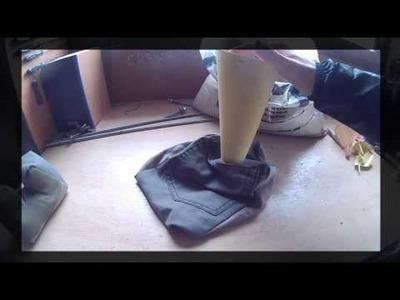 DIY - Homemade - Sac de Tir - Shooting Bench Rifle Rest