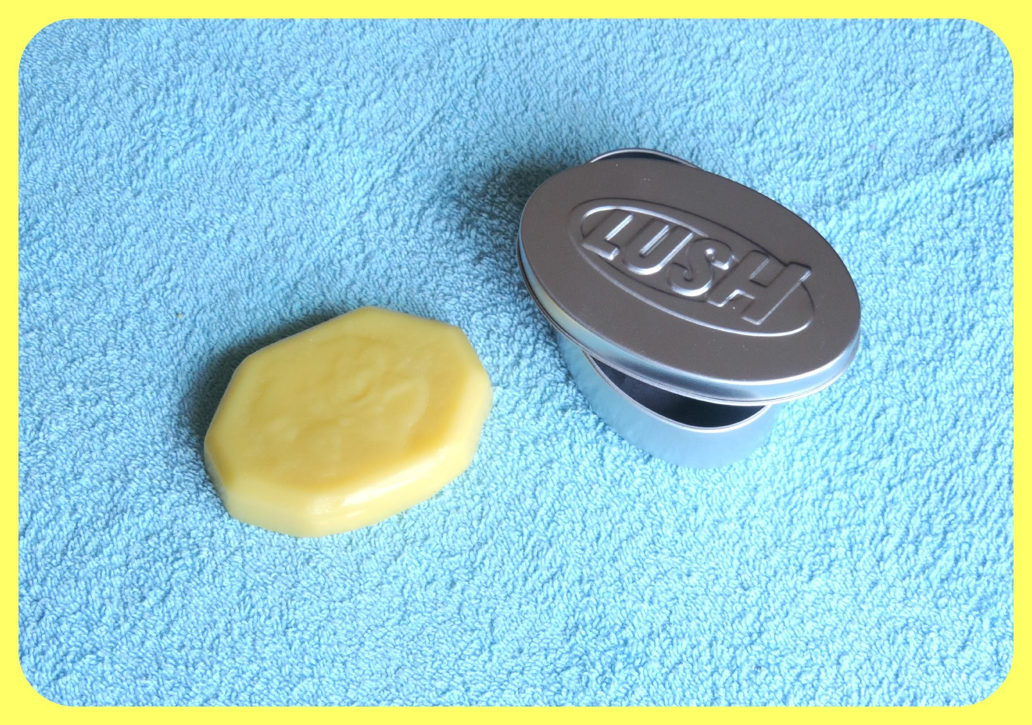 ♡DIY : Lotion en barre♡