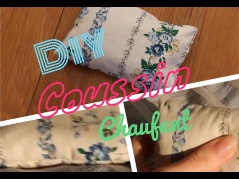 [DIY n°6] Coussin chauffant