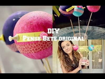 DIY pense bête Original ;)