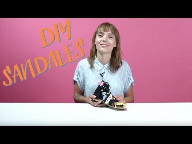 DIY Sandales   Astrid   Insider ASOS