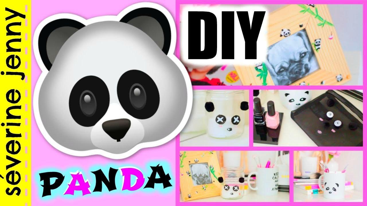 DIY français - Panda Deco Chambre. Room Decor