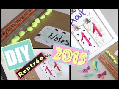 BACK TO SCHOOL: DIY Spécial Rentrée !