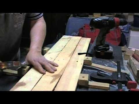 Bricolage : DIY Pas de grands serre joints ?? Voila la solution !
