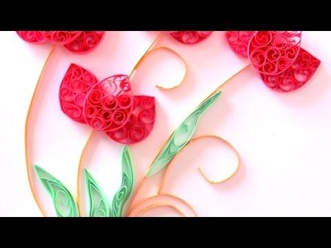 Comment faire des fleurs de lotus en quilling - DIY Arts créatifs - Guidecentral