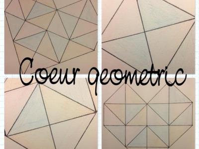 △ [ D.I.Y ] Coeur GEOMETRIC △