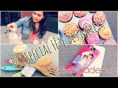 DIY FÊTE DES MÈRES ♕ Bouquet de cupcakes ⊹ Exfoliant ⊹ Tasse personnalisée ⊹, etc !
