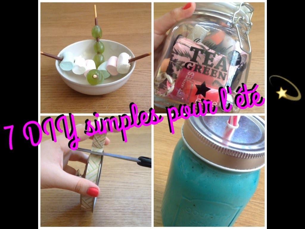 [DIY n°3] 7 DIY très simples pour l'été ! - Coco liner