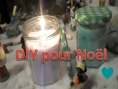 DIY pour Noël - Bougie façon Jewel Candle. Beauty&DIY