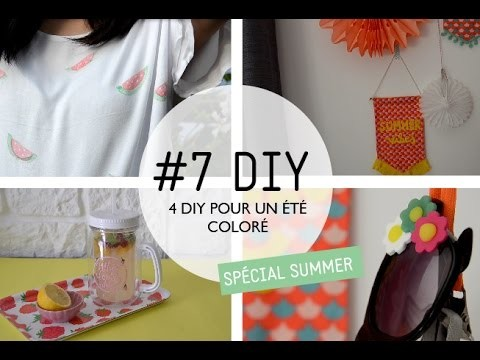 #7 DIY. Summer projects 2015 !