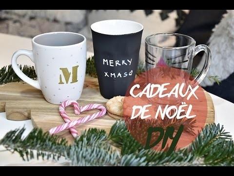 CADEAUX DE NOËL DIY #1 : MUG PERSONNALISÉS