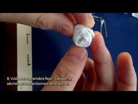 Confectionnez une boule de fleur en crépon décorative - DIY Arts créatifs - Guidecentral