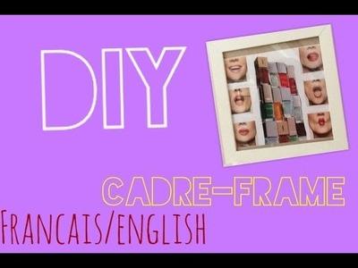 DIY - cadre.frame (français-english)