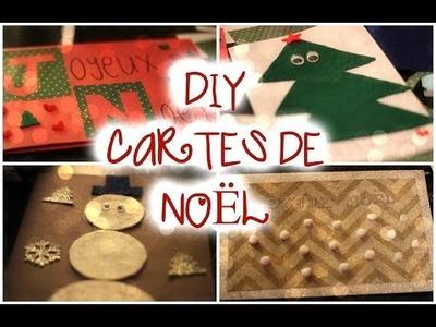 DIY CARTES DE NOËL | FASHIONNISTAAA