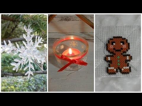 [ DIY ] Déco de Noël. Christmas decor #3