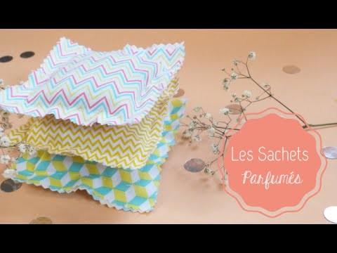 DIY Déco ♡ Les Sachets Parfumés