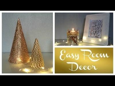 DIY Easy Room Decor
