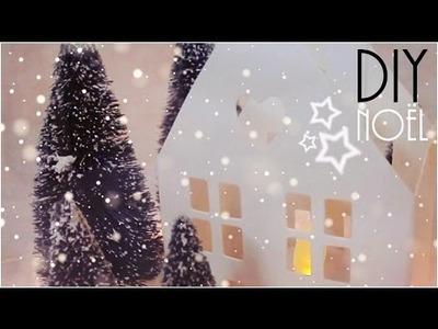DIY Noël.Hiver❅Let It Snow!