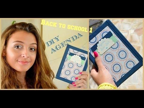 Back to School 1. DIY agenda