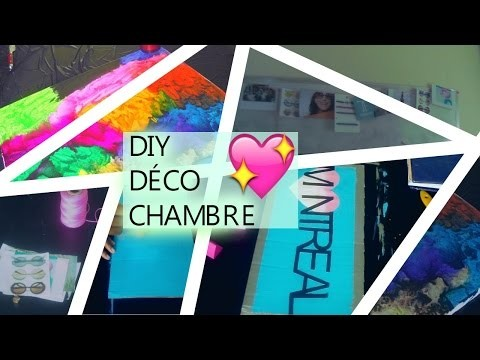 diy d co chambre facile. Black Bedroom Furniture Sets. Home Design Ideas