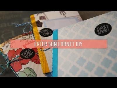 [DIY] Faire un petit carnet soi-même