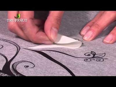 DIY : personnaliser un vêtement avec des transferts thermocollants - Jardinerie Truffaut TV