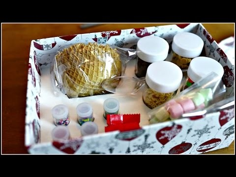 Idée cadeau | DIY Sundae in a box